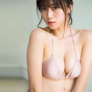【E-cup】北向殊夕(B86)長身スレンダーお姉さんはオッパイも美乳wwww