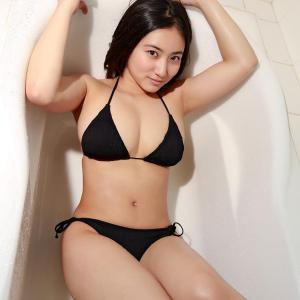 【G-cup】紗綾(B92)美少女フェイスに爆乳が最高にけしからんと話題wwww
