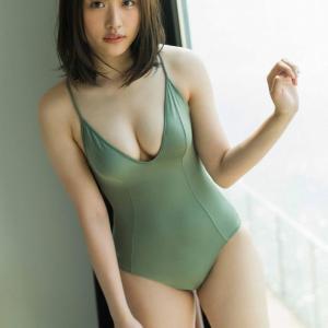 【C-cup】石田桃香(B84)キュートなふわふわオッパイBODYwwwwww