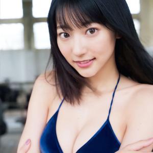 【C-cup】武田玲奈 超絶かわいい!ちっぱい水着グラビアwww