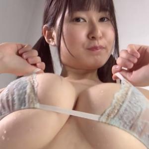 【H-cup】未梨一花(B92)下乳まる見えオッパイがエロすぎるスーパー乳揺れ動画