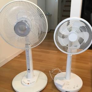 暑さのせいか…歳のせいか〜。