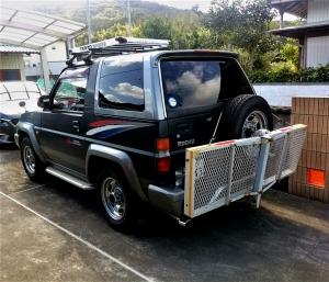 改造狩猟車!