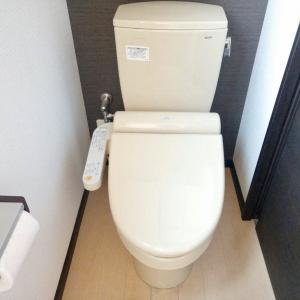 トイレに紙を詰まらせたので子供向けに対策をしました