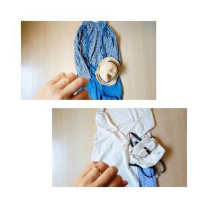 【PR】MarcMirreでママコーデをランクアップ!2つの指輪のリングコーデ。