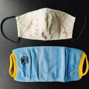 OLENOのスポーツ専用マスクをジョギング&公園遊び用に購入!息ぐるさとメガネの曇りが軽減
