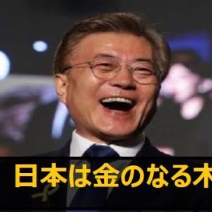 韓国にとって日本は「金のなる木」らしいですよ!※韓国への賠償額が凄い