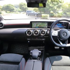 🇩🇪 Mercedes Benz A200d(W177) ~ Interior(1)