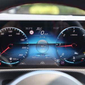 🇩🇪 Mercedes Benz A200d(W177) ~ Interior(2)
