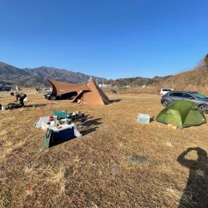 ソロテントを買ったのでソロキャンプ(3)