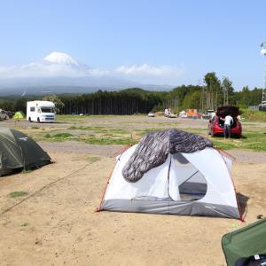 100万だらぁの富士見の丘オートキャンプ場(2)