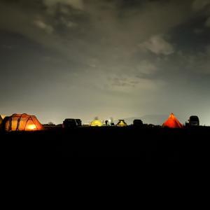 100万だらぁの富士見の丘オートキャンプ場(3)