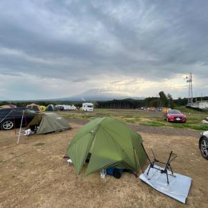 100万だらぁの富士見の丘オートキャンプ場(4)