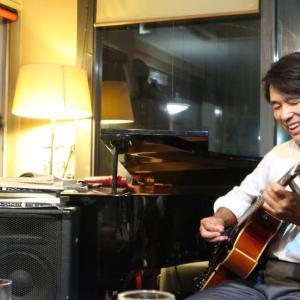 2019.09.10 Yoshiaki Okayasu & Hideaki Yoshioka Duo @ SoulTrane