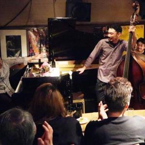2019.11.1 Toshiaki Yamada Trio@Slowboat