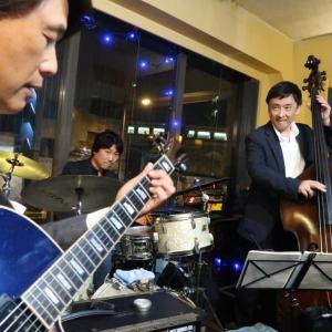 2019.11.5 Yoshiaki Okayasu Trio @ SoulTrane