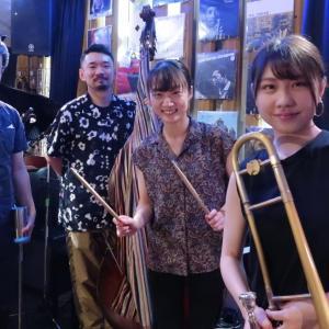2020.07.31 Kanae Konuma Quartet @ Our Delight