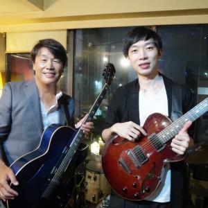 2020.9.16 Yoshiaki Okayasu & Shoya Kitagawa Duo @ SoulTrane