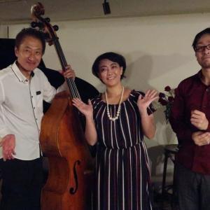 2020.09.26 Akiko Toyama Trio @ Greco
