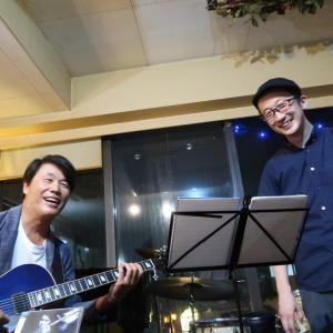 2019.08.01 Yoshiaki Okayasu & Yutaka Yoshida Duo @ SoulTrane