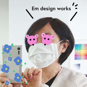 届いた布でマスクを縫ってみました。(フィルター挟める版!)