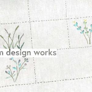 「秋の野草サンプラー」 step4 お花3個め