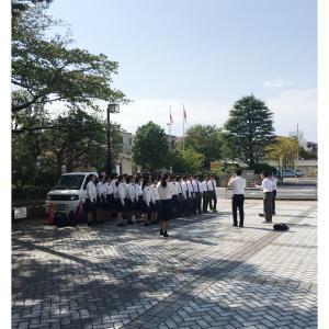 中学校、最後の合唱祭!