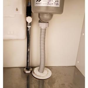排水トラブルでキッチン使用中止!