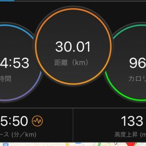 30キロ  2日目