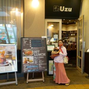 UZUさんで遅めのランチ☆