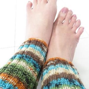 【温活】足を暖めるのはココだけ 足首ウォーマー
