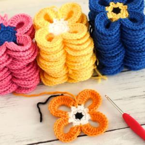 日々 花一束編んでます