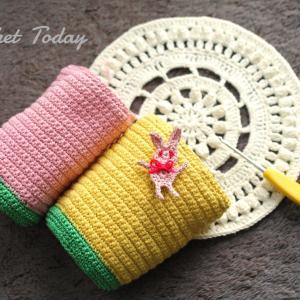 編んで解いて時には糸を切った