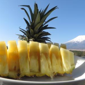 パイナップルが熱いっ 沖縄産&台湾産