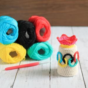 オリンピックを編む