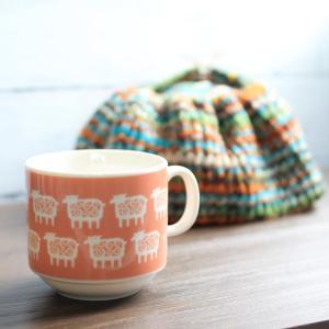 貰えた♪ 北欧デザイン クリッパンのマグカップ