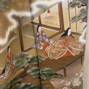 熊本地震を乗り越えた着物達