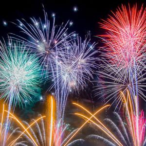 【君津市街地の秋の夜空を彩る】─音と光の響演─「きみつ秋花火2019」が10月26日(土)開催!