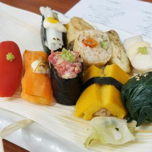 【食べる復興支援】『復興×エールプロジェクト』全て野菜のお寿司「夢結寿司 (ゆめむすびずし」が居酒屋「ごくりっ」から3月28日(土)販売開始!【らづBIZリリース】