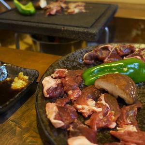 【完全予約制・1日1組限定】溶岩石焼でジビエ肉を味わえるお店「#ジビエ(ハッシュタグジビエ)」が4月1日(水)にオープンしたので行ってきた