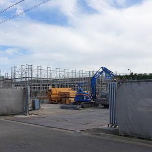 木更津市金田にビジネスホテル「ABホテル木更津」を建設中。2021年4月オープン予定。