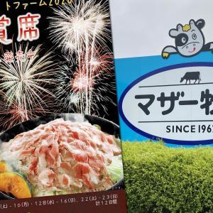 【牧場で花火を楽しみませんか?】マザー牧場で「サマーナイトファーム2020」が8月に開催!【ジンギスカンもご一緒に!】