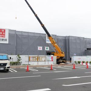 【袖ケ浦駅北口そば】「天然温泉湯舞音 袖ヶ浦店」は2020年12月オープン予定のようです