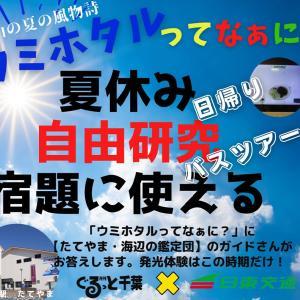 【子供は喜び大人はラクチン!】お子様たちの好奇心、探究心を満たせるぐるっとバスツアー「千葉で自由研究・宿題解決」日帰りバスツアーが開催!
