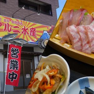 【竹岡港直送の新鮮な魚をワンコインで!】地魚料理をいただける「マルニ水産」が9月26日(日)グランドオープン!