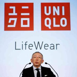 商売のために韓国を擁護したい柳井氏となれば
