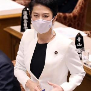 立憲民主党の支持率低迷に貢献している蓮舫氏だが