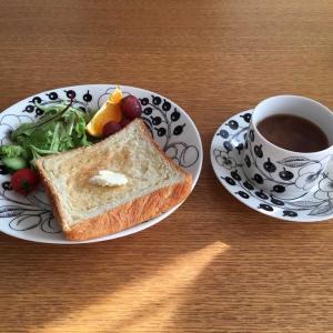 パン好きの私の朝ごはん🍞