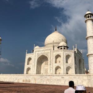 ♬2019夏休みinインド ⑯ タージマハル II