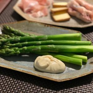 ♡旬の食材と手作りケーキ@おうちご飯